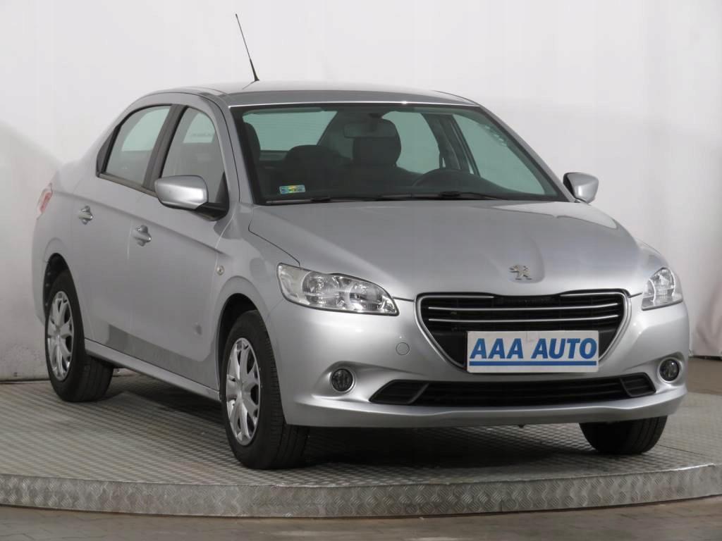 Peugeot 301 1.6 , Salon Polska, Serwis ASO, Klima