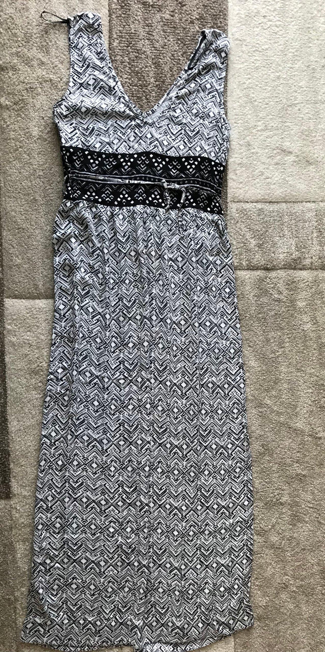 bcd38e9c30 BONPRIX sukienka maxi M - 7451344834 - oficjalne archiwum allegro