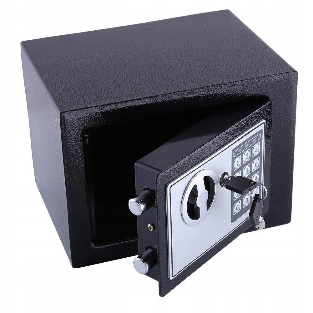 Sejf IBOX ISD-0117x23 (170mm x 230mm x 170 mm)