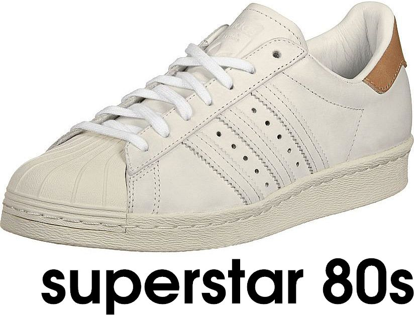 4cc075fcd adidas SUPERSTAR 80s BB2058, Skóra, r 41 (26cm) - 7186885845 ...