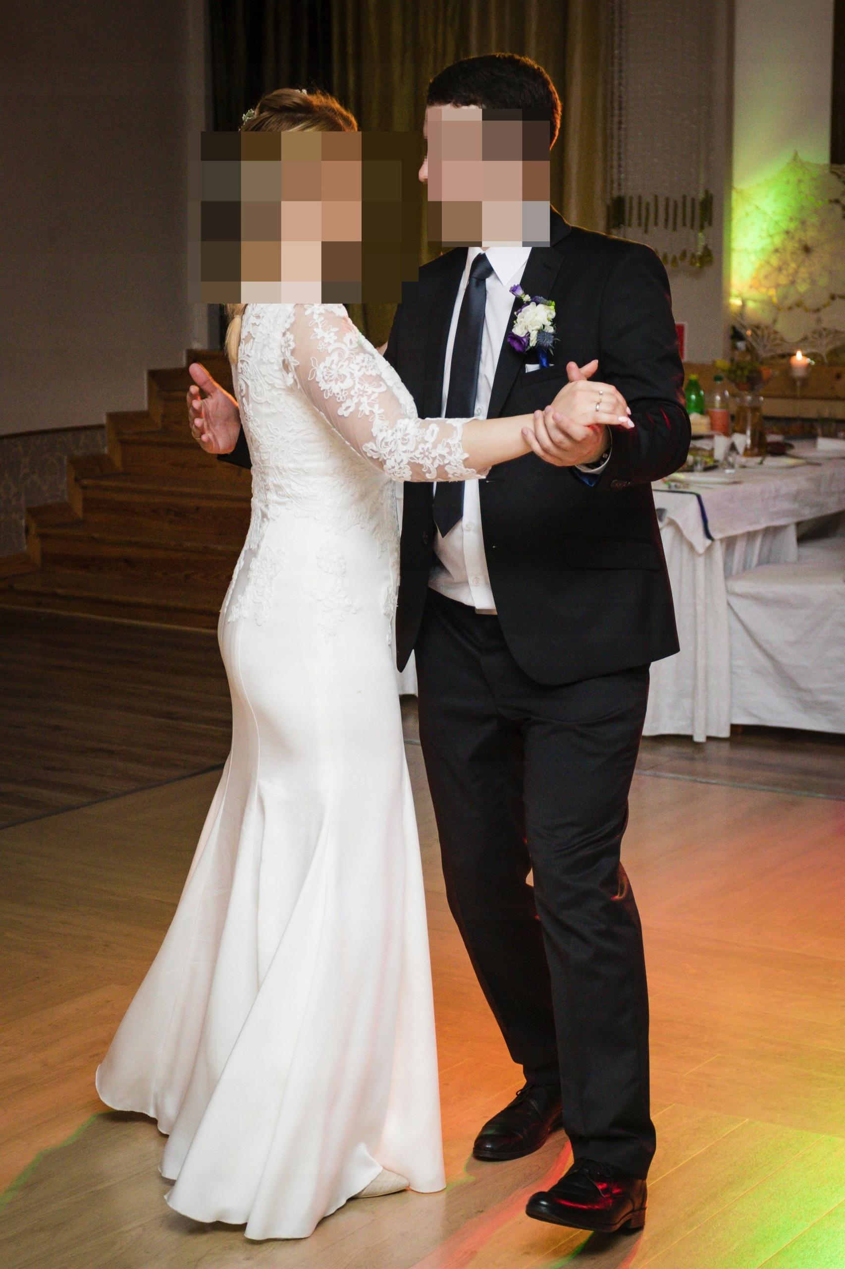 60402a4636 Suknia ślubna