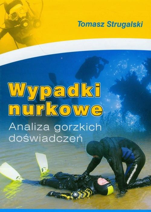 Wypadki nurkowe Tomasz Strugalski