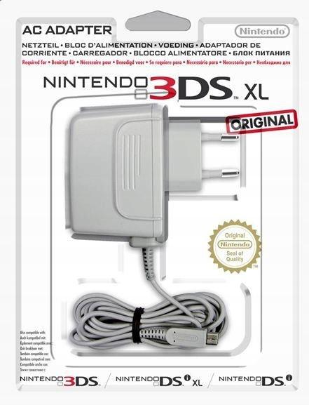 Ładowarka do Nintendo 2DS / 3DS / 3DS XL oryginal