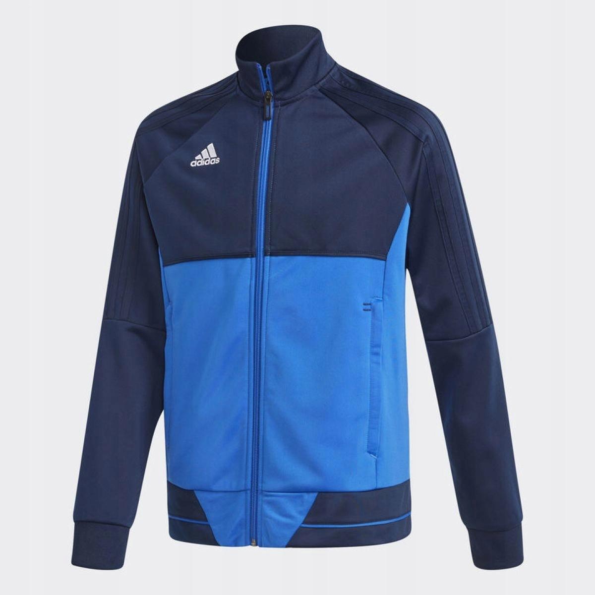 197b54c3a Bluza piłkarska adidas Tiro 17 Jr BQ2610 164 cm - 7535680086 ...