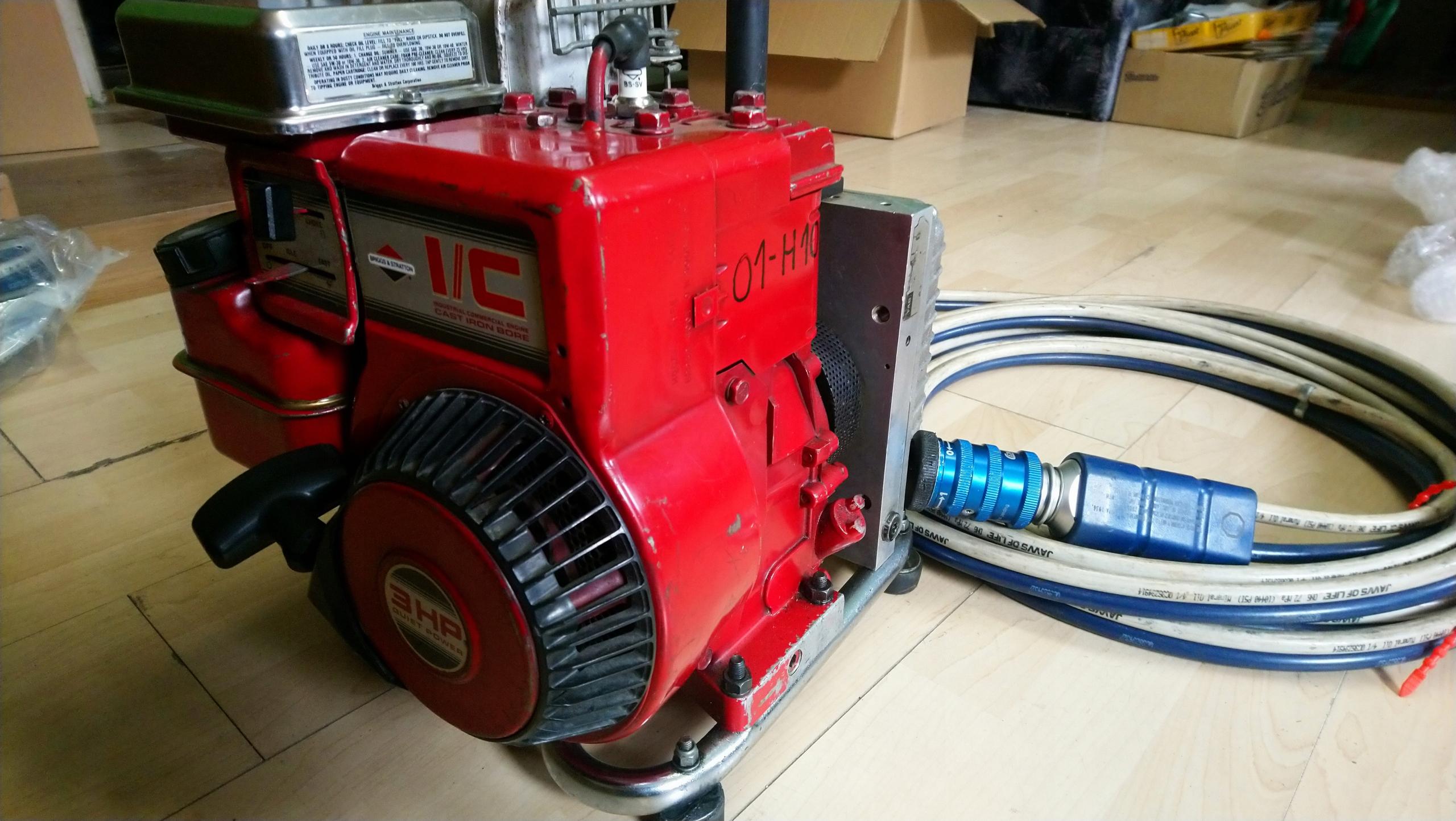 Pompa hydrauliczna LUKAS GO-3T