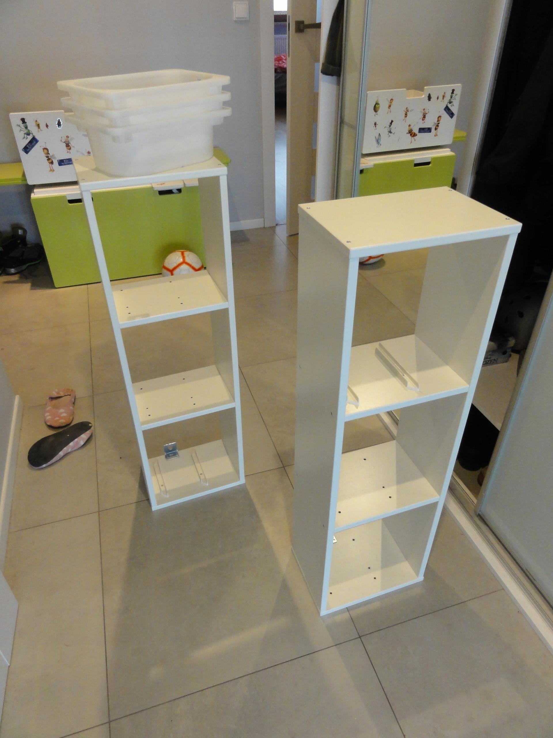 Ikea Półki ścienne 7600374128 Oficjalne Archiwum Allegro