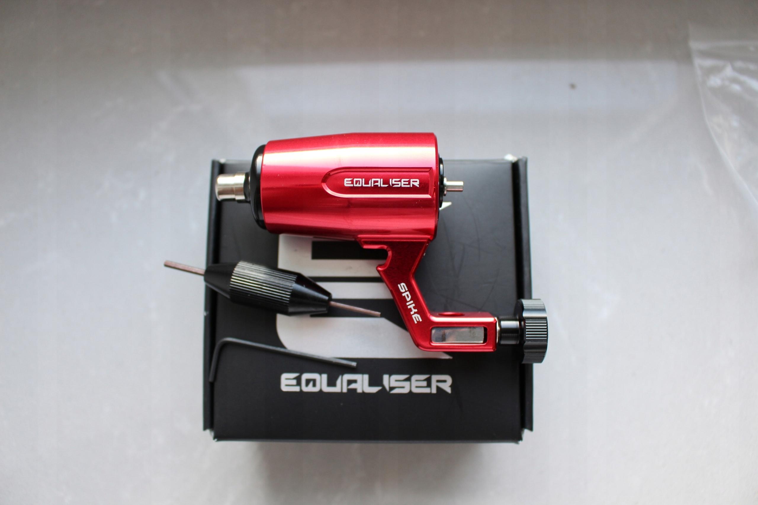 Rewelacyjny Maszynka do tatuowania Equalizer Spike - 7440363760 - oficjalne AW54