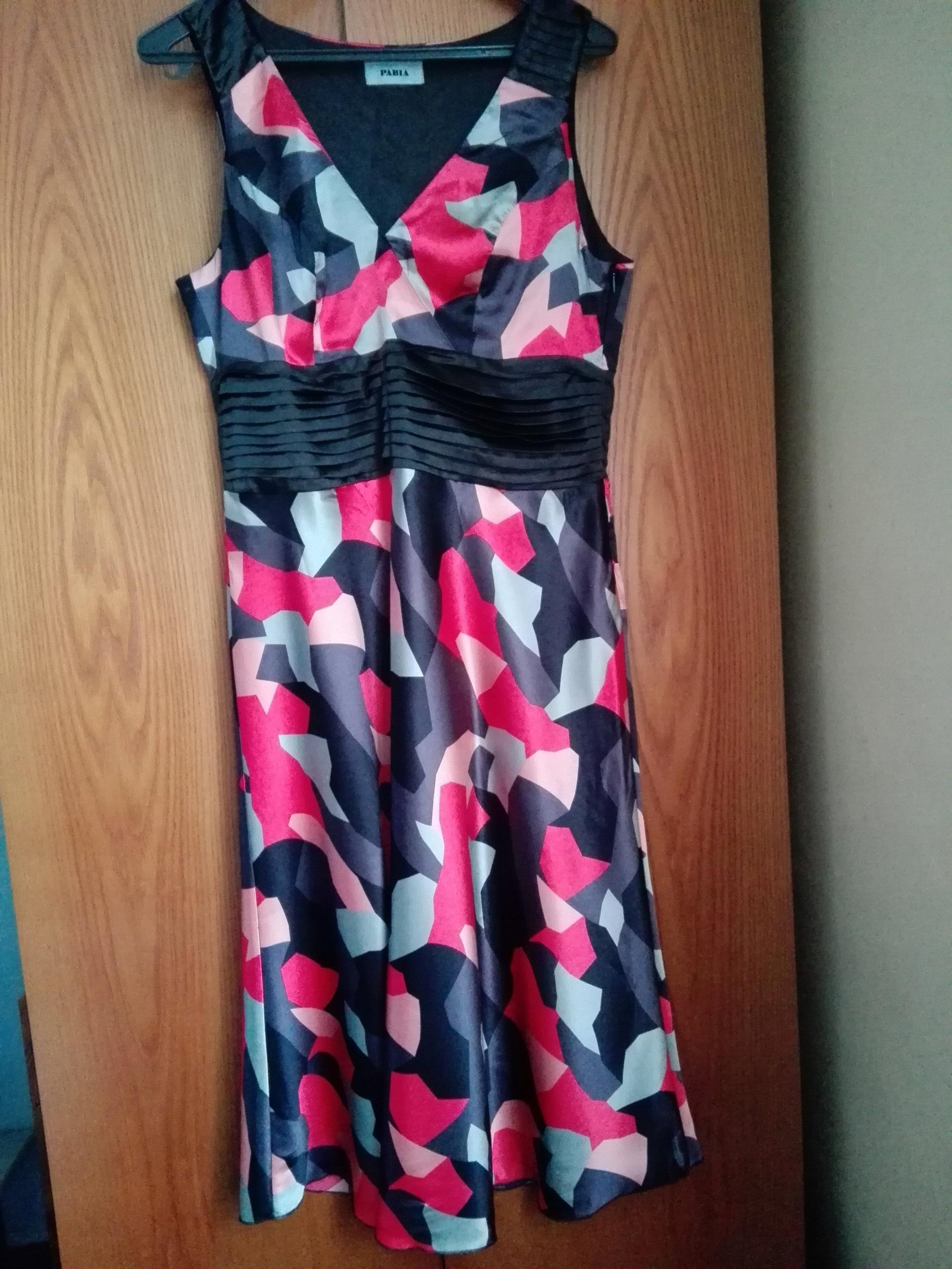 9c2d819135 Sukienka PABIA r. 44 - 7471103745 - oficjalne archiwum allegro