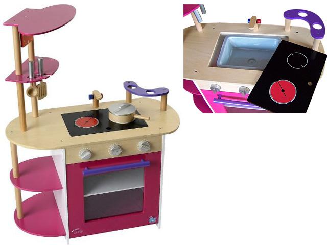 Drewniana Kuchnia Dla Dzieci Beluga Wyprzedaz 7067985228
