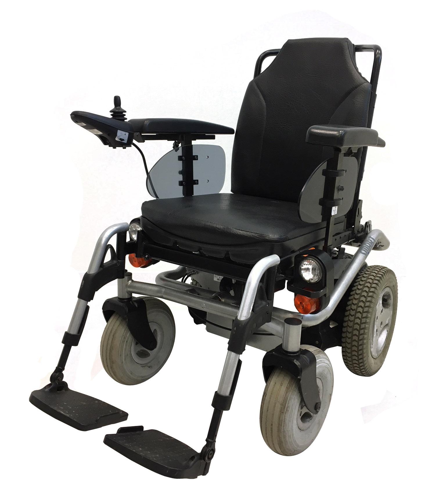 Nowoczesna architektura Elektryczny wózek inwalidzki Meyra Smart 6km/h - 7310062443 GG98