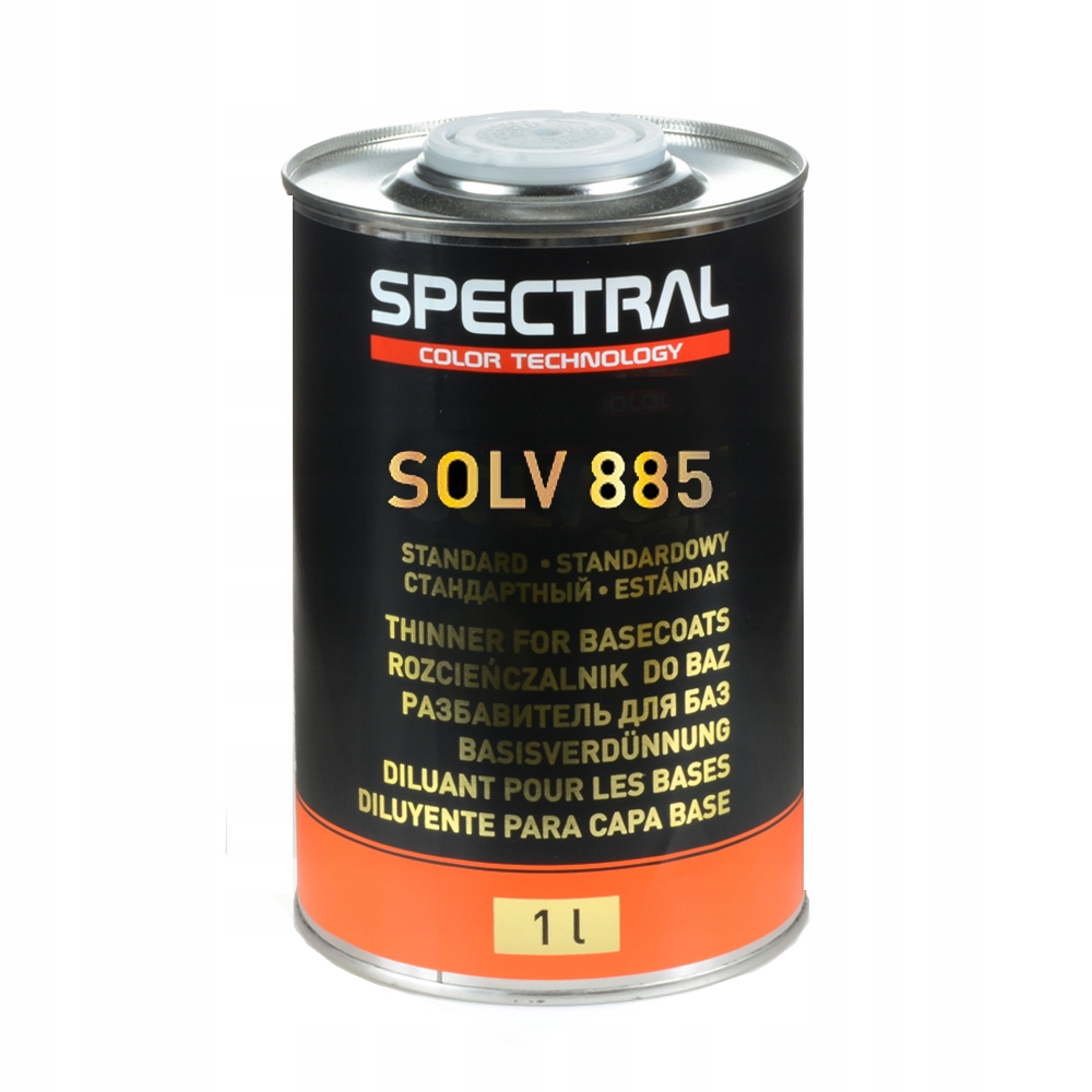 SPECTRAL SOLV 885 rozcieńczalnik bazowy STAND 1L