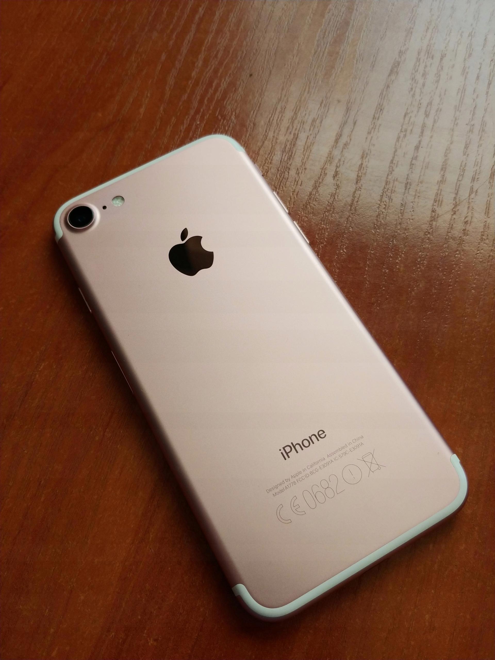 Apple Iphone 7 32 Gb Rose Gold Stan Iga 7509459596 Oficjalne