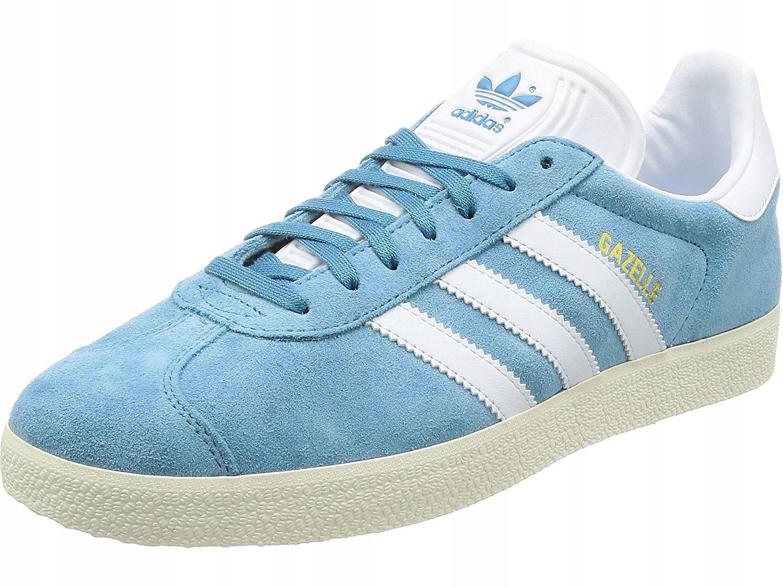 niesamowita cena świeże style buty jesienne Adidas GAZELLE (44) Buty Męskie - 7097720848 - oficjalne ...