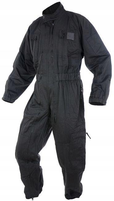 Vojenský oblek Swat Paraglider Black S