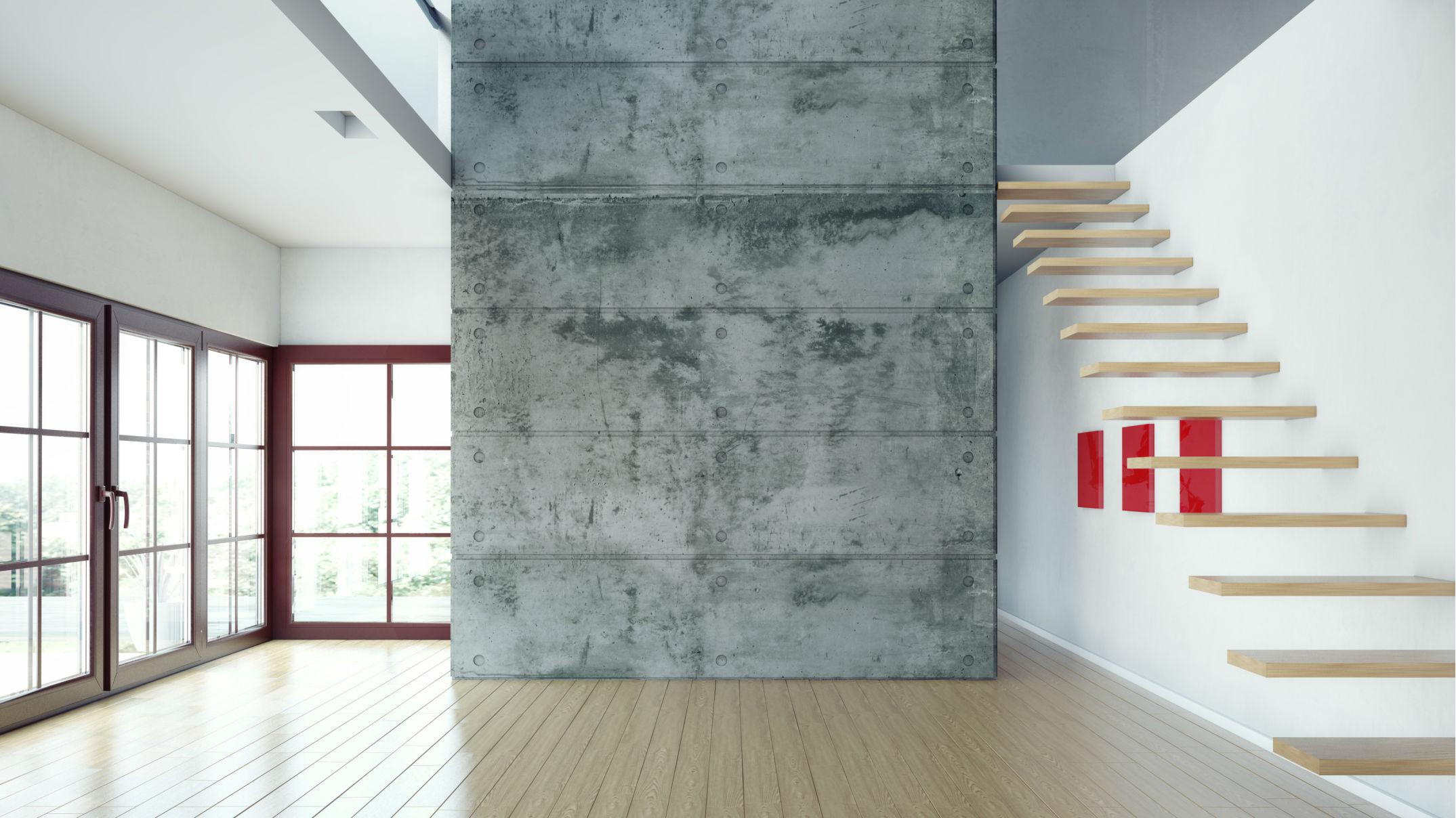 3f6fc6c83b4560 Beton architektoniczny – jak go wykorzystać we wnętrzu? - Allegro.pl