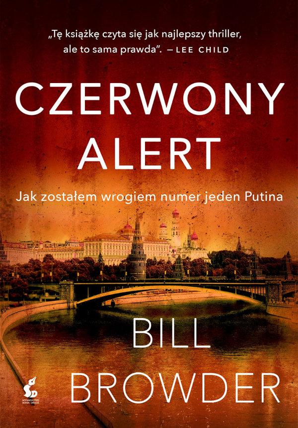 """""""Czerwony Alert"""" Bill Bowder – recenzja"""