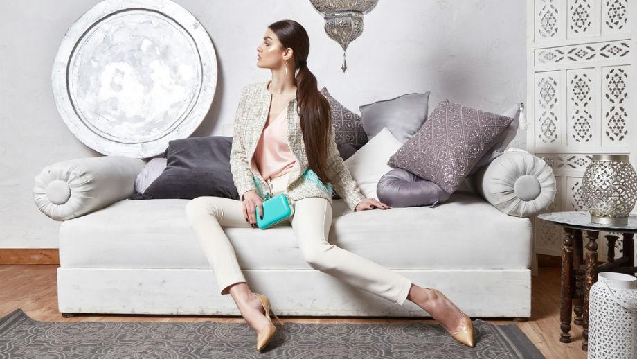 Spodnie cygaretki – biurowa klasyka