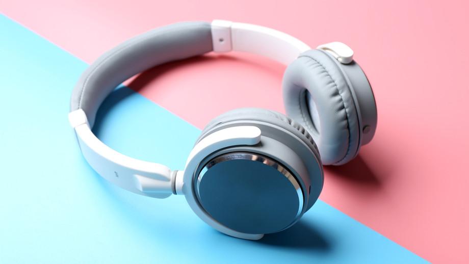 Słuchawki nauszne wspierające technologię aptX