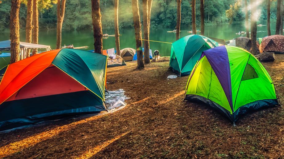 Czym kierować się przy wyborze namiotu?