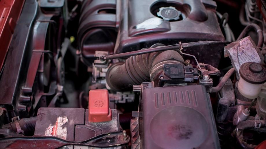 Fotoporadnik – jak samodzielnie wymienić przepływomierz powietrza?