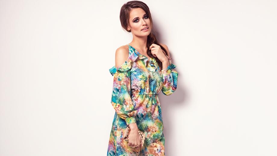 Wielkanoc 2017 Modne Stylizacje Z Kolorowymi Sukienkami Allegro Pl