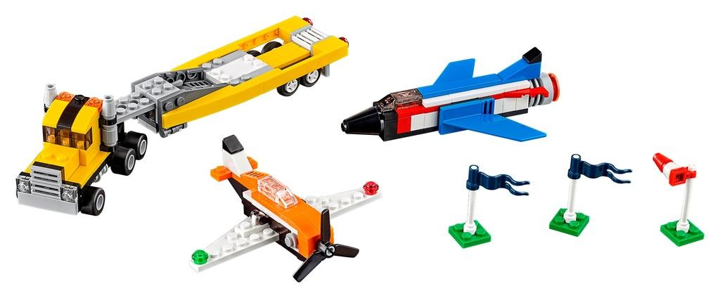 Klocki LEGO Creator Pokazy lotnicze 31060