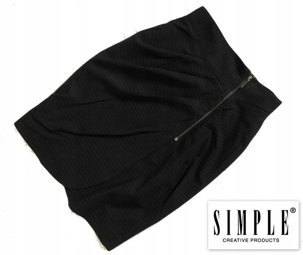 Spódnica na halce Simple.