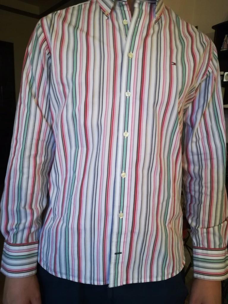Tommy Hilfiger koszula męska L