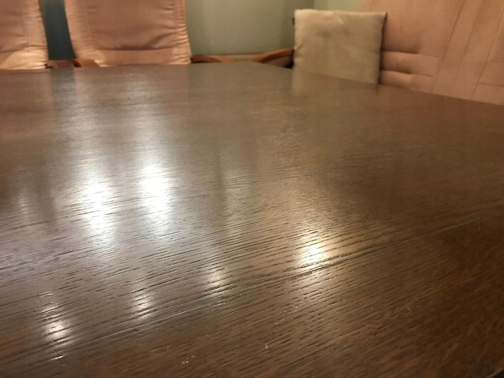Piękna ława drewniana rozkładana stan jak nowy 7470386325