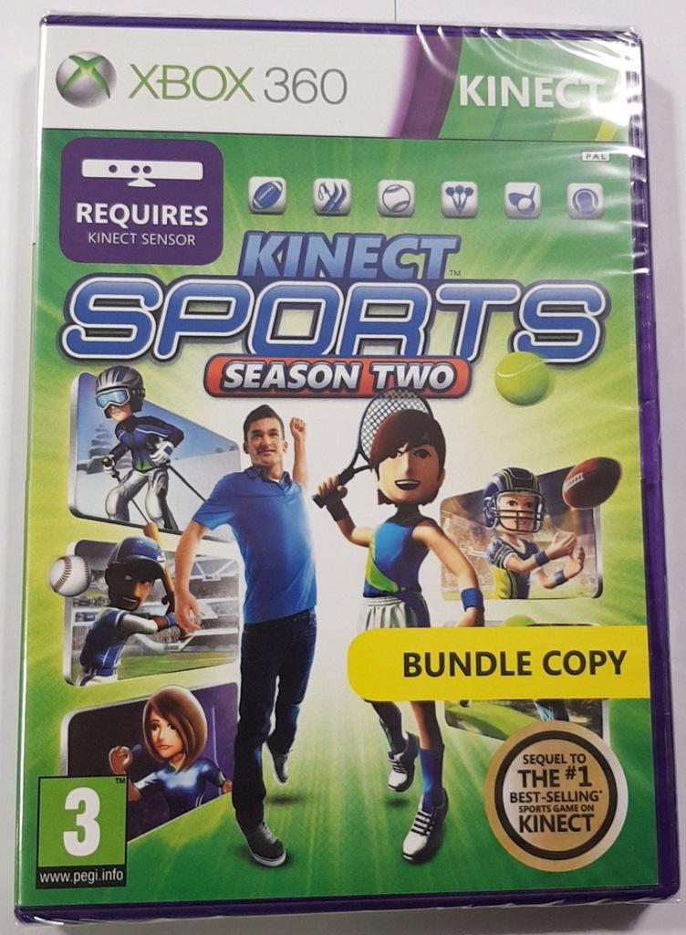 Kinect Sports 2 Pl Xbox 360 7633173709 Oficjalne Archiwum Allegro