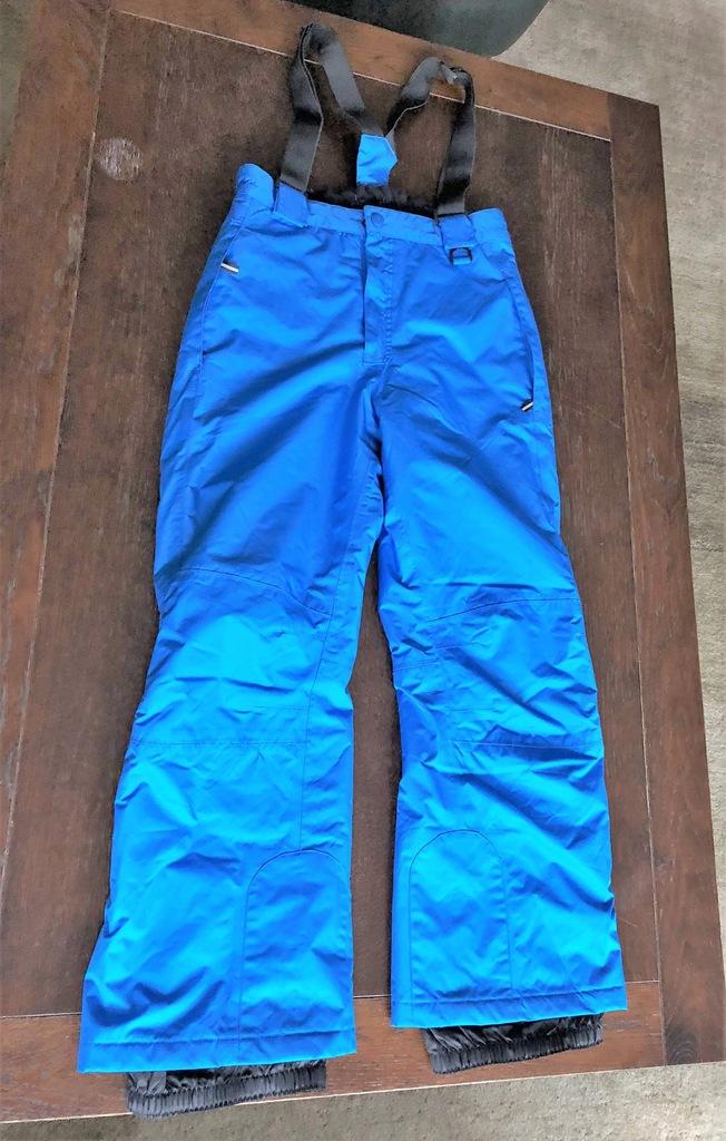 Spodnie Narciarskie Chlopiece R 134 140 Cm 7692027034 Oficjalne Archiwum Allegro