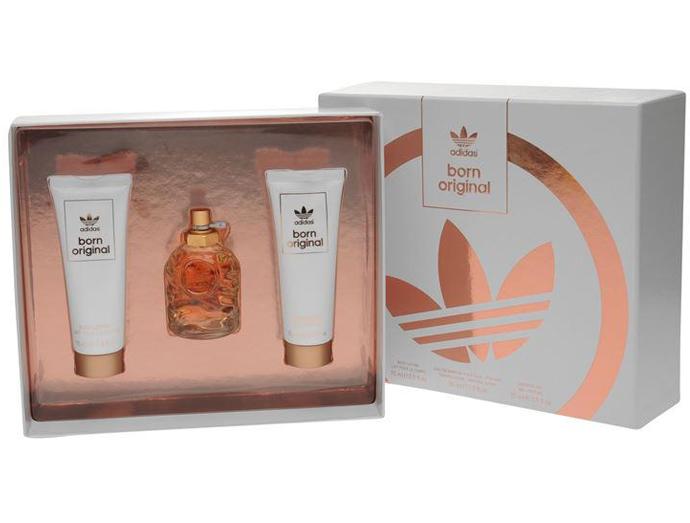 ADIDAS Born perfumy zestaw kosmetyków kosmetyki h2