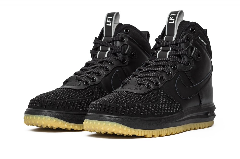 Nike Lunar Force 1 Duckboot r. 43 czarne !!!