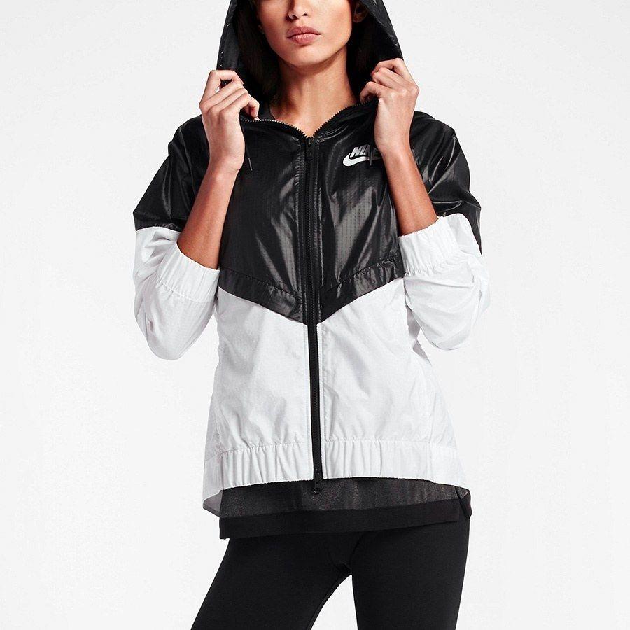 Kurtka Damska Nike NSW W WR JKT 804947 010 S M