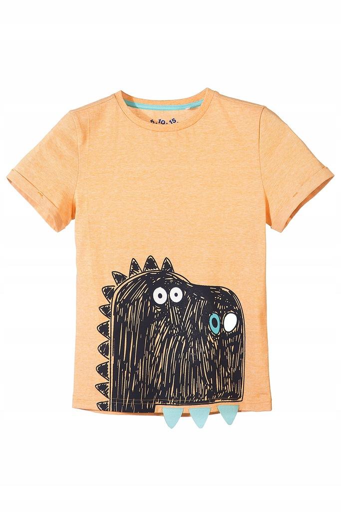 5.10.15. T-shirt dla chłopca 1I3512 104