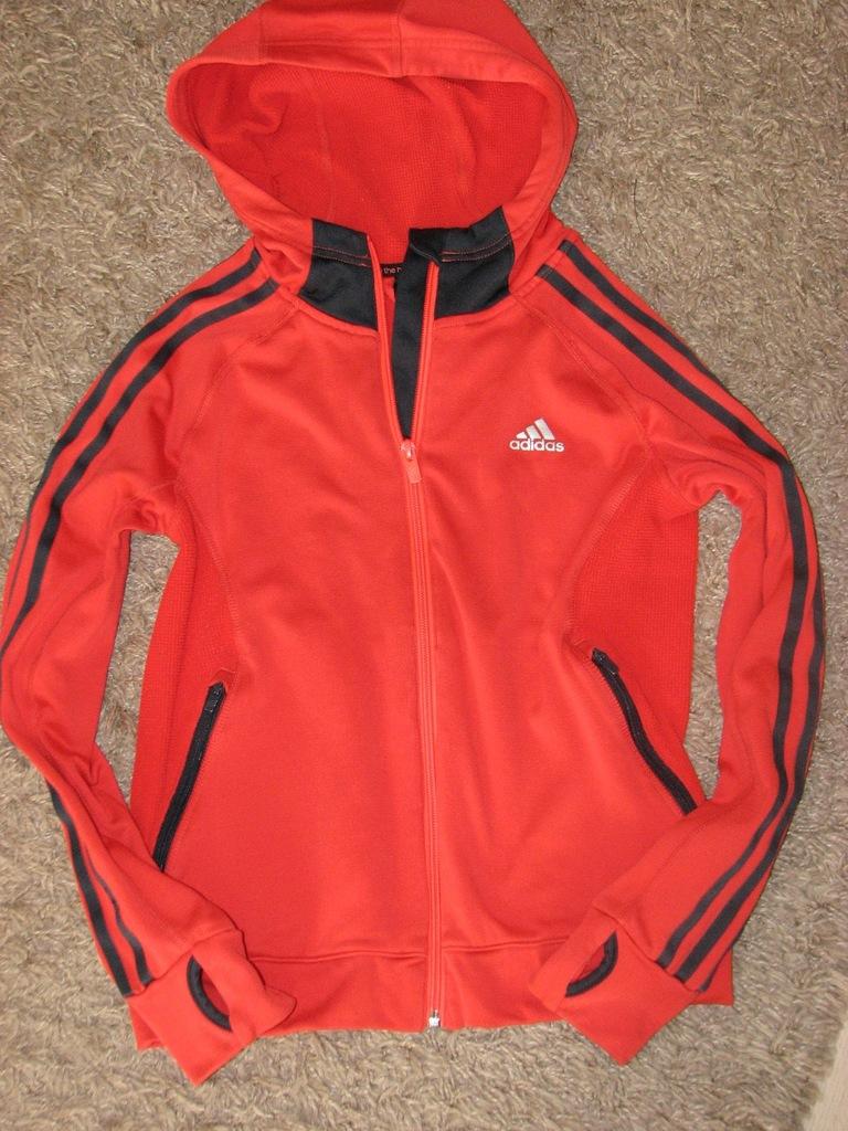 Bluza damska Adidas Neo Logo kaptur rozm. XS