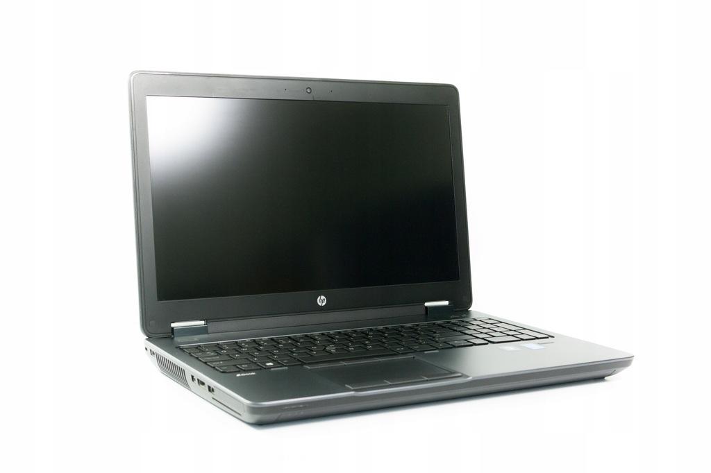 HP ZBook 15 i7-4800MQ 16G 256SSD K2100 FHD Klasa B