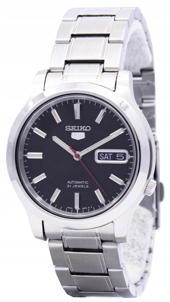 Męski zegarek SEIKO SNK795K1