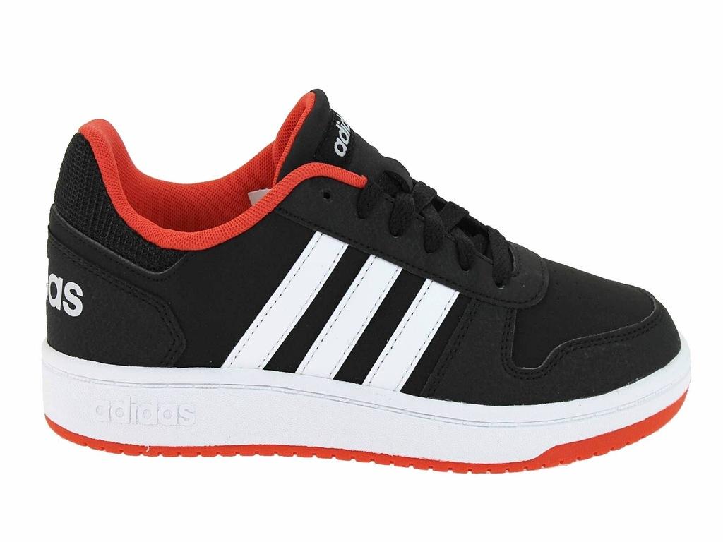 adidas Hoops 2.0 K B76067 buty rozmiar 37 13