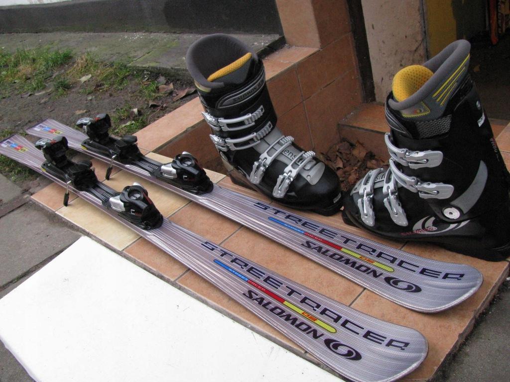 Buty narciarskie Salomon Elios 7