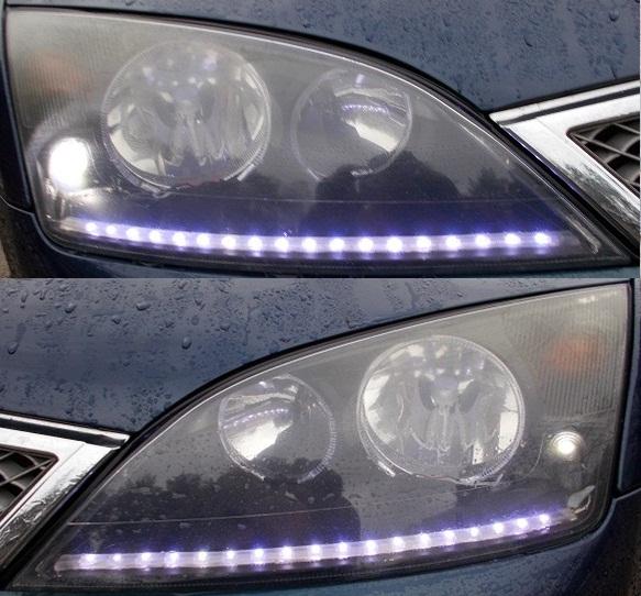 LAMPA PRZEDNIA PRZÓD LED FORD MONDEO MK3