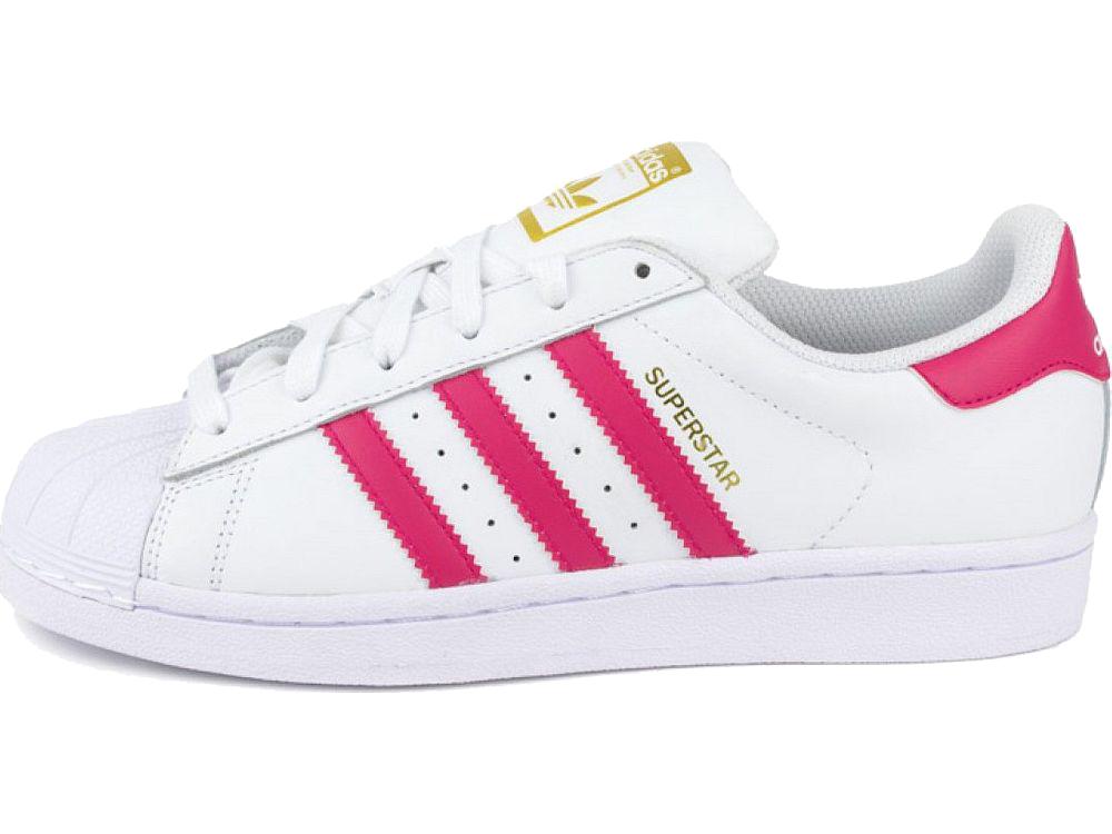Sportowe buty marki Adidas Superstar r. 34 WIOSNA