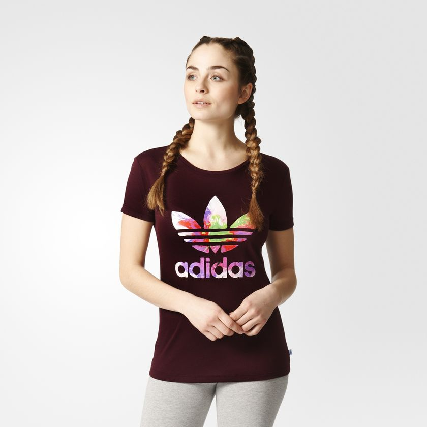 Koszulka ADIDAS ORIGINALS Trefoil AY6663 rozm XL