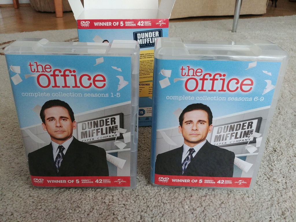 The Office Complete Series Sezony 1 9