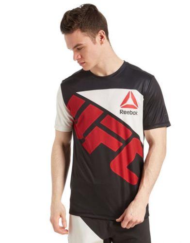 REEBOK UFC Fight Kit- koszulka męska S.