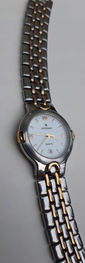 zegarek JUNGHANS damski QUARTZ kal.956112 ETA 7J