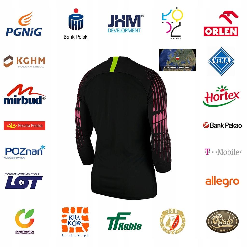 Koszulka bramkarska NIKE GARDIEN 140 152 Junior 2