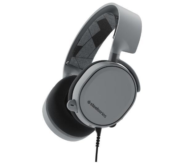 Słuchawki dla Graczy SteelSeries Arctis 3 GRAY