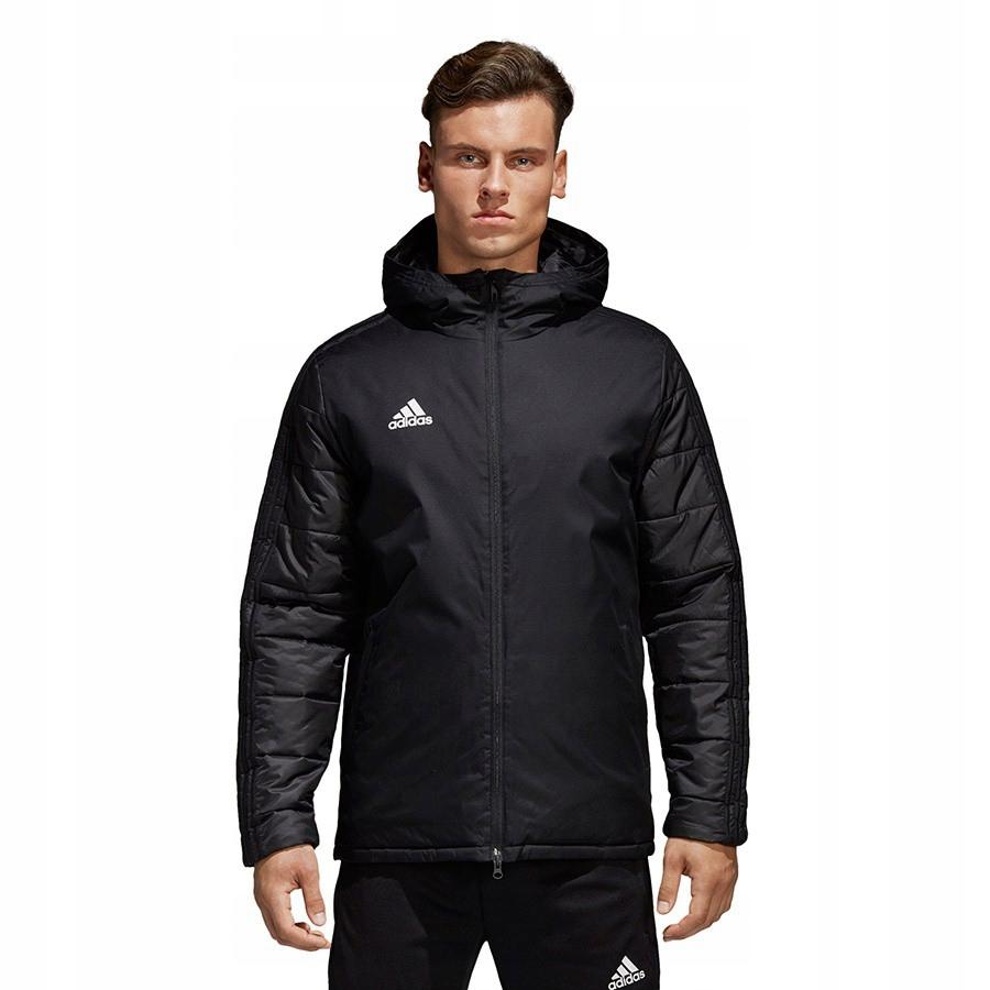 Kurtka adidas Winter JKT 18 BQ6602 L czarny