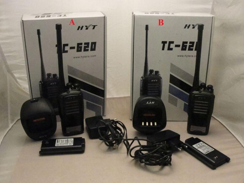 RADIOTELEFON HYT TC-620 KOMPLET